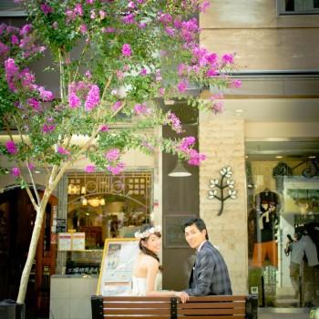 花と器のハーモニー in Motomachi